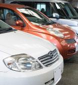 小型車両新車・中古車販売